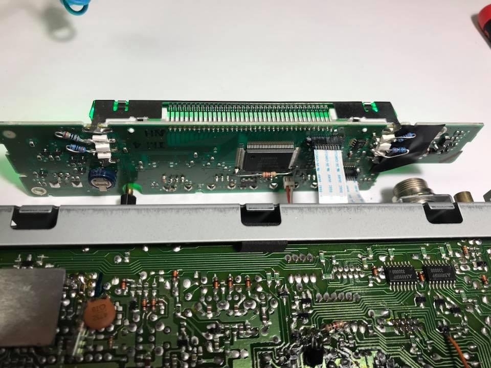 ICOM IC-7300 Fan Mod | DO7DTM